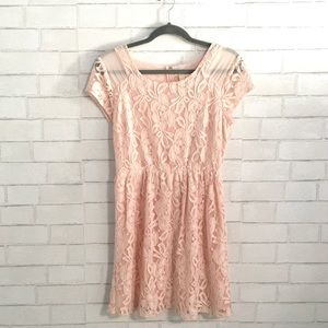 Coincidence and Chance lace dress